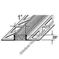 Dural Duralis Listello Deco Wood Insert Profiles 1 Inch wide