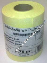 Dural Durabase WP Waterproofing Seam Strips 10 Inch 98 5 Foot Roll