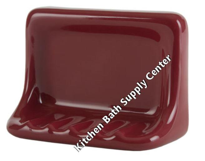 H46 Ceramic Soap Dish by HCP Industries