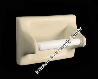 TT46 Ceramic Toilet Tissue Holder by HCP Industries