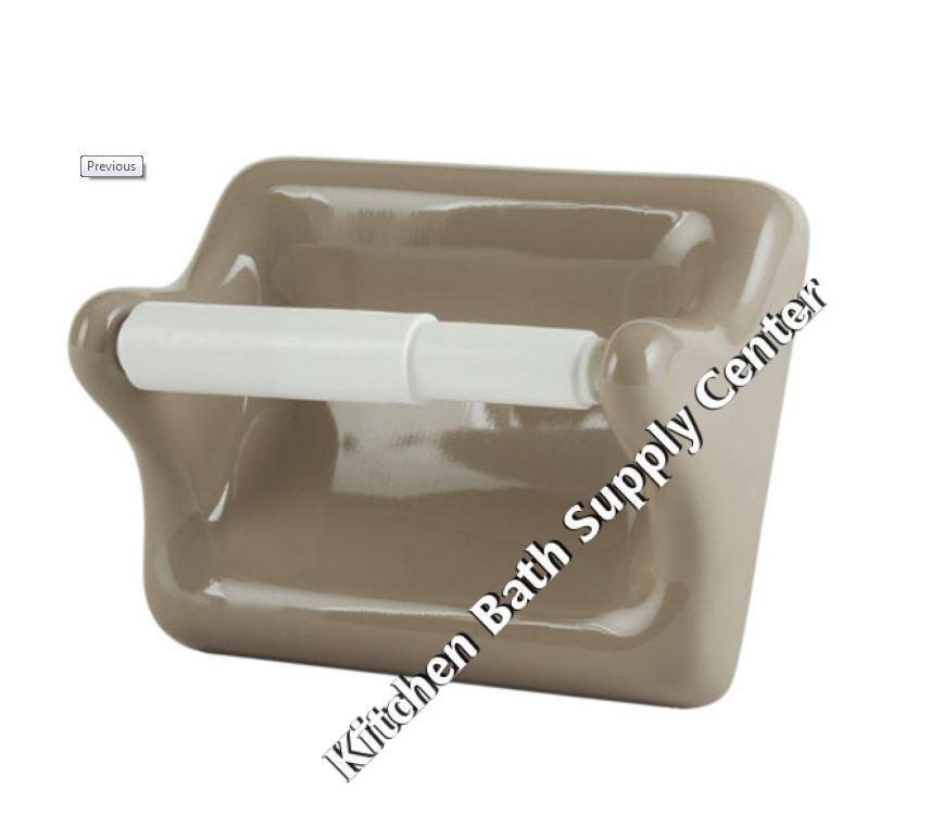 TT46 Ceramic Toilet Tissue Holder by HCP Industries