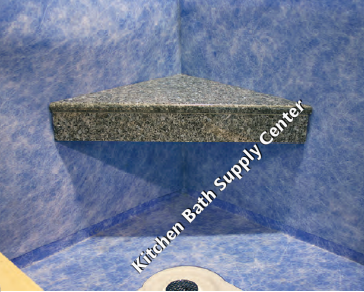 Shower Shelf Bench by Noble Company