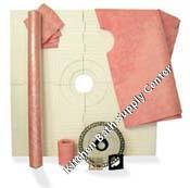 Pro 48 x 48 Custom Tiled Shower Kit
