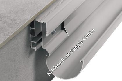 Schluter BARA RTP Balcony Gutter System Edging Profiles