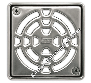 Kerdi Shower Drain Stainless Steel