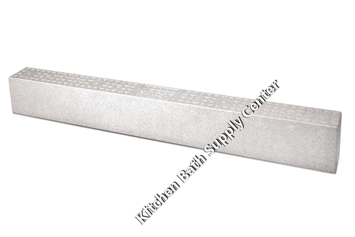 Shower Systems Kerdi Shower Curb 48 Inch by Schluter Systems