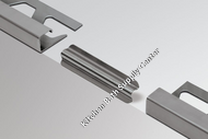 Connector for Schluter QUADEC