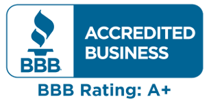 BBB Accredited: A+ Rating