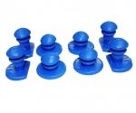 Barwalt 20993 Ultralight Knee Pad Replacement Buttons 8 per set