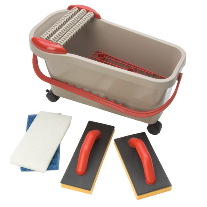 81584 Ultra Grouting  Grout cleaning System Kit by Barwalt Tools