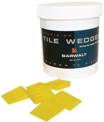Ceramic Tile Wedges  by Barwalt Tools