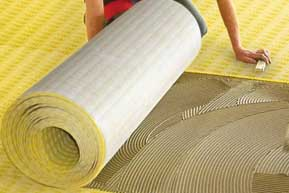 Durabase CI Plus Plus Ceramic Tile Underlayment 323 SF Roll by Dural