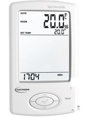 FLP35 Programmable Thermostat by FlexTherm