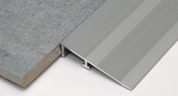 Ramp Reducer Transition Trim by Tiles-R-Us