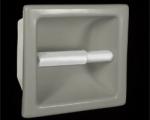 HCP Ceramic Recessed Tissue Holder 6x6in TT66R