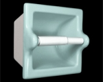 HCP TT66SR Ceramic Jumbo Toilet Tissue Holder