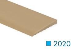 2020 1 8 Inch Vinyl Reducer Strip by Loxcreen