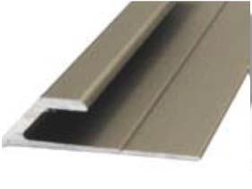 Luxury Vinyl Trim LVT Tile Reducer by Loxcreen
