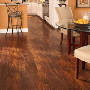 Sobella Classic Collection Jatoba Wood Pattern Vinyl Floor by Mannington