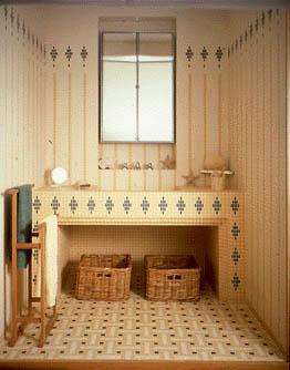 Satin Bright 2x2 Mosaic Porcelain Ceramic Tile  by Mridul