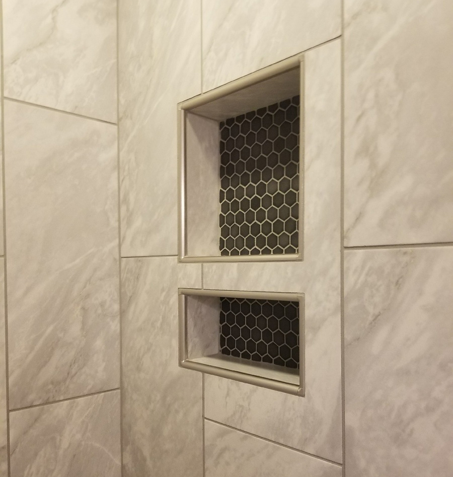 Niche Preformed Recesses Ready to Tile Niche by Noble Company