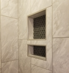Noble Niche Preformed Recesses Ready to Tile Niche