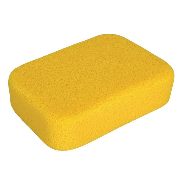 Tile and Stone Grout Sponge 6 1 2 x 4 x 2 1 4 Inch by Pro-Source Center