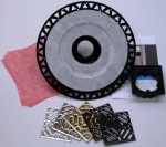 Pro Shower Drain Kit for Shower Systems ABS or PVC