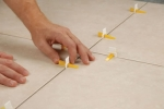 QEP Lash Tile Leveling Wedges and Clips