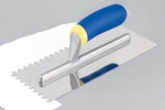 QEP Vitrex Stainless Steel Notched Floor Trowels