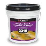 Roberts 2310 Superior Fiberglass Sheet and Vinyl Adhesive 1 Gallon