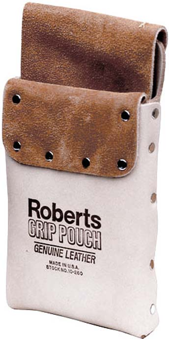 10-260 Deluxe Grip Pouch by Roberts