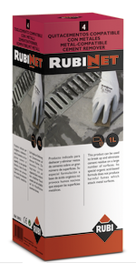 Cement Remover Compatible with Metals by Rubi