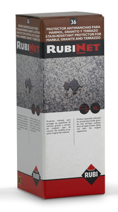 Stain Resistant Protector for Marble  Granite  Terrazzo by Rubi