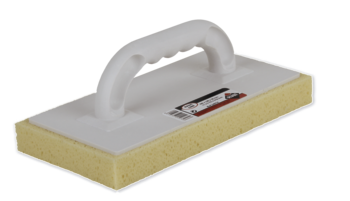 Trowel with Highly Absorbent Sponge by Rubi