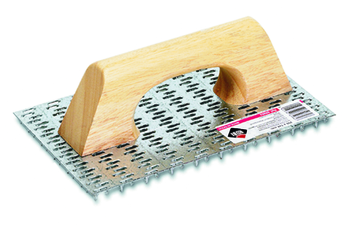 Single Layer Mortar Scraper 10 x 5-3 4 Inch by Rubi