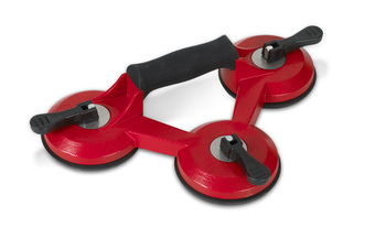 Triple Suction Pad by Rubi