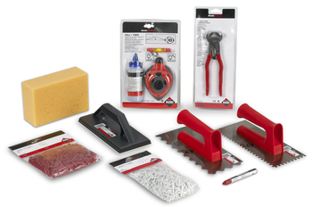Tiling Accessory Kit by Rubi