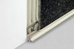 Schluter DILEX-AHKA Anodized Aluminum Cove-Shaped Corner Profiles