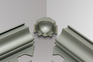 Inside Corner for Schluter DILEX-AHK by Schluter Systems