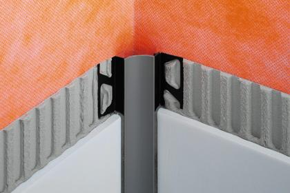 DILEX-HKW PVC Cove-Shaped Floor   Wall Transition Profiles by Schluter Systems