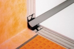 Schluter DILEX-HK PVC   CPE Cove-Shaped Corner Profiles