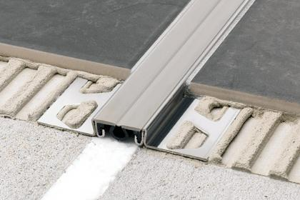 DILEX-KSBT Expansion Joint Movement Profiles by Schluter Systems
