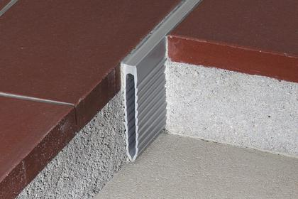 DILEX-MOP Screed Movement Joint Profiles by Schluter Systems