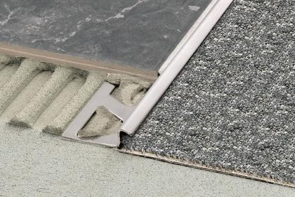 RENO-TK Tile Edge Protection   Floor Transition Profiles by Schluter Systems