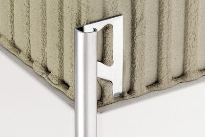 RONDEC Finishing   Edge Protection Profiles - Solid Brass by Schluter Systems