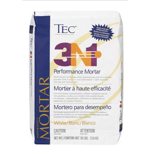 FullLight Lightweight Latex Modified Thin Set Mortar 25 Lbs by Tec