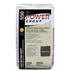 Power Grout TA-550 25 lb bag by Tec