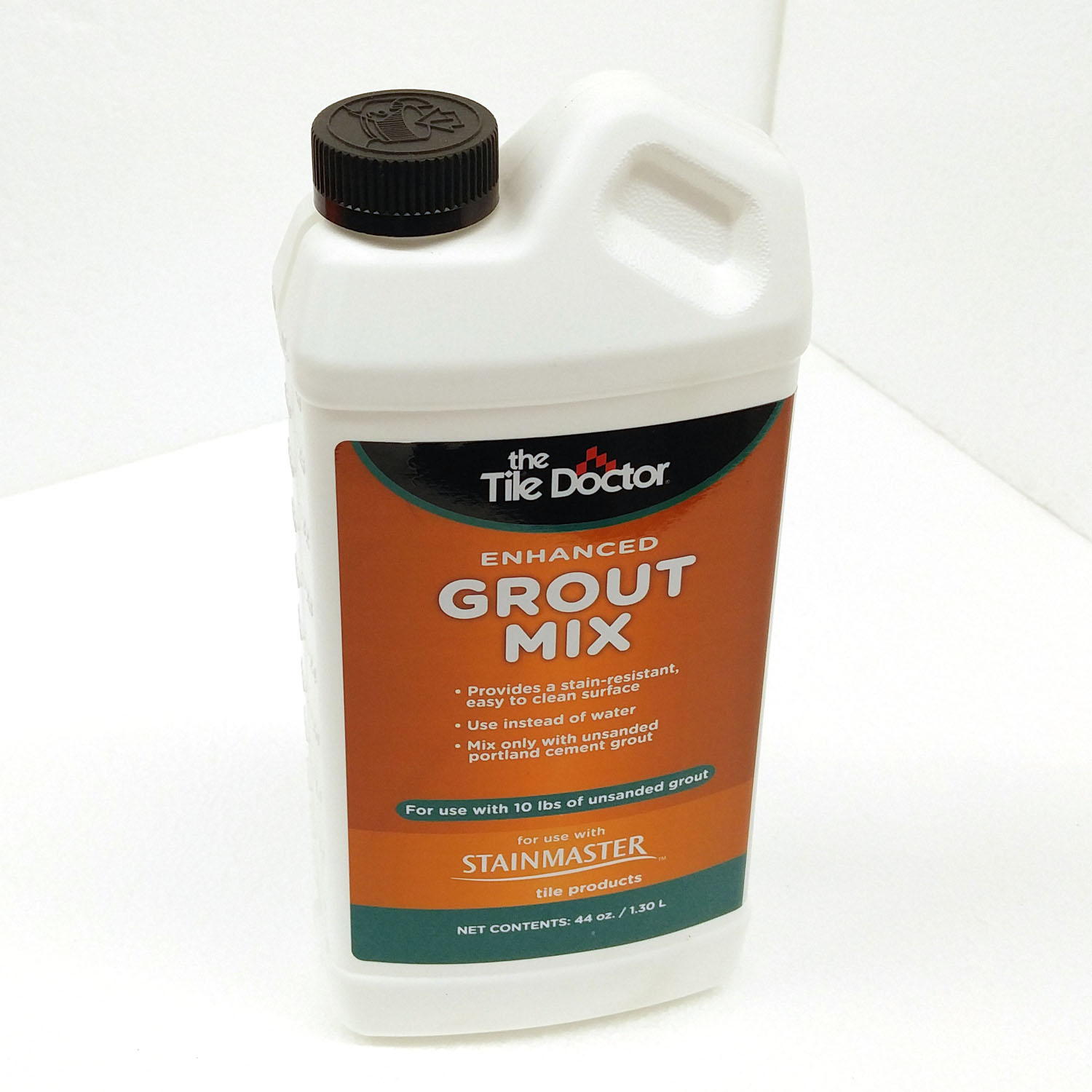Stainmaster Unsanded Grout Admix2 45 oz with Shield Technology by The Tile Doctor