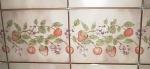 Toledo Ceramic Tile Border 8x10